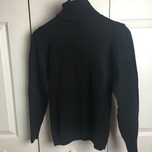 Forever 21 black long sleeve turtleneck